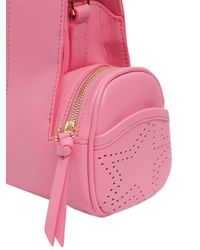 Corto Moltedo - Pink Priscillini Leather Shoulder Bag - Lyst