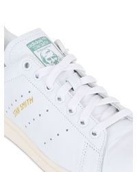 Adidas Originals - Multicolor Stan Smith Leather Sneakers - Lyst