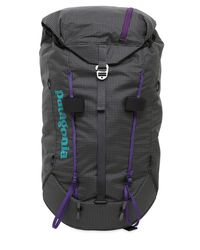 Patagonia | Black 30l Ascensionist Nylon Ripstop Backpack for Men | Lyst