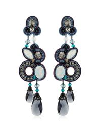 Dori Csengeri | Blue Cassiopea Earrings | Lyst
