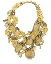 Dori Csengeri | Metallic Camelot Necklace | Lyst