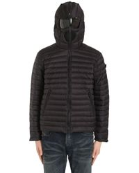 Ai Riders On The Storm   Black Zip-up Nylon Micro Ripstop Down Jacket for Men   Lyst