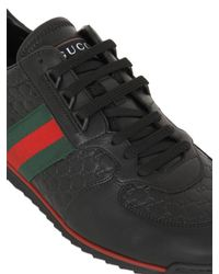 Gucci - Black Sneaker for Men - Lyst