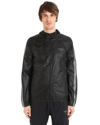 Nike | Black Nikelab Packable Ripstop Running Jacket for Men | Lyst