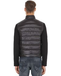 Moncler - Black Gui Quilted Nylon Down Vest for Men - Lyst