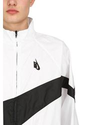 Nike - White Lab Heritage Track Jacket for Men - Lyst