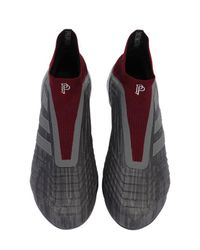 Adidas Originals - Multicolor Paul Pogba Predator 18+ Fg Cleats for Men - Lyst