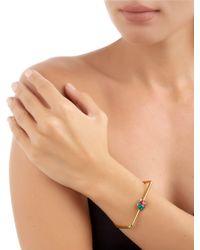 Maria Francesca Pepe - Metallic The Eternity Bracelet - Lyst