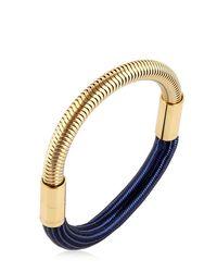Isabel Marant - Blue Bracelet - Lyst