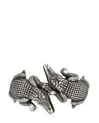 Cantini Mc Firenze | Metallic Kokko Twins Antique Finish Bracelet for Men | Lyst