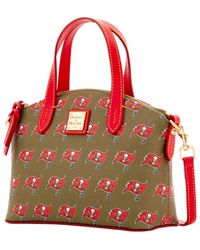 Dooney & Bourke - Red Ruby Mini Satchel Crossbody - Lyst