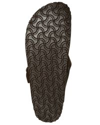 Birkenstock - Brown Men's Shoes, Boston Leather Shoes for Men - Lyst
