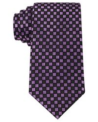 Sean John | Purple Highlight Neat Tie for Men | Lyst