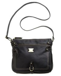 Style & Co. | Black Precious Cargo Crossbody | Lyst