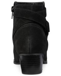 Giani Bernini - Black Oleesia Booties, Only At Macy's - Lyst