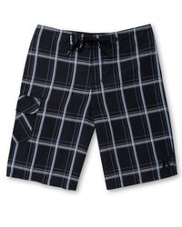 Hurley | Black Puerto Rico Board Shorts for Men | Lyst