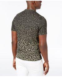 INC International Concepts - Multicolor Men's V-neck Jungle T-shirt for Men - Lyst
