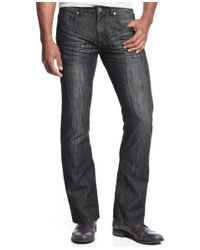 INC International Concepts | Black Slim Straight Jeans, Only At Macy's for Men | Lyst