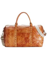 Patricia Nash | Brown Milano Large Overnighter | Lyst
