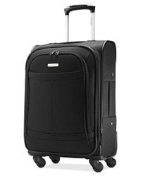 "Samsonite | Black Closeout! 60% Off Cape May 2 21"" Carry On Spinner Suitcase, Only At Macy's 