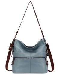 The Sak | Blue Sanibel Bucket Bag | Lyst
