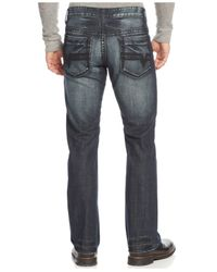 INC International Concepts | Blue Men's Gale Copenhagen Bootcut Jeans, Only At Macy's for Men | Lyst