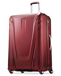 "Samsonite | Closeout! 60% Off Silhouette Sphere 2 Hardside 30"" Spinner Suitcase, Available In Ruby Red, A Macy's Exclusive Color 