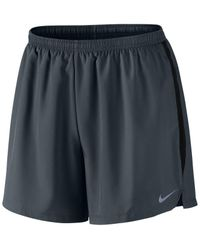 "Nike | Blue 5"" Challenger Dri-fitshorts for Men 
