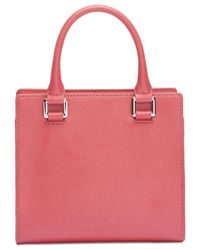 Calvin Klein - Pink Logan Crossbody - Lyst