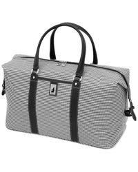 "London Fog | Black Closeout! Cambridge 22"" Weekender Duffel for Men 