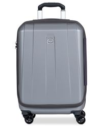"Delsey | Gray Closeout! 60% Off Helium Shadow 3.0 21"" Carry-on Expandable Hardside Spinner Suitcase, In Blue, A Macy's Exclusive Color for Men 