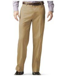Dockers - Natural Classic Fit Iron Free Khaki Pants D3 for Men - Lyst
