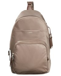 Tumi | Brown Voyageur Brive Sling Backpack for Men | Lyst