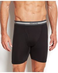 32 Degrees | Black Cool Performance Cycle Shorts for Men | Lyst