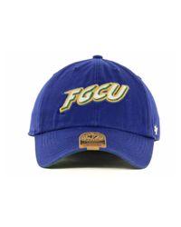 47 Brand - Blue Florida Gulf Coast Eagles Ncaa '47 Franchise Cap for Men - Lyst