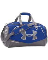 Under Armour - Blue Storm Undeniable Medium Duffle for Men - Lyst