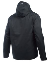 Under Armour - Black Coldgear® Porter Jacket for Men - Lyst