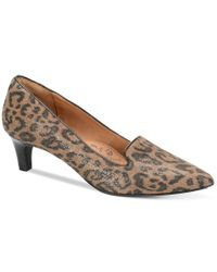Söfft - Multicolor Vesper Kitten Heel Pumps - Lyst