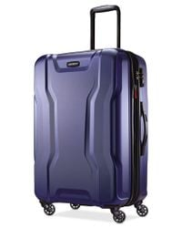 "Samsonite | Blue Spin Tech 2.0 25"" Hardside Spinner Suitcase, Only At Macy's for Men 