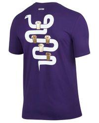 Nike - Blue Men's Kobe Dri-fit Five Rings T-shirt for Men - Lyst