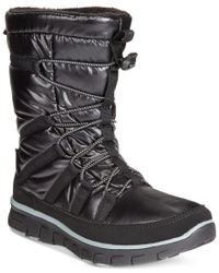 Khombu - Black Alta Cold Weather Booties - Lyst
