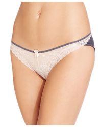 B.tempt'd - White By Wacoal Wrap Star Bikini 978143 - Lyst