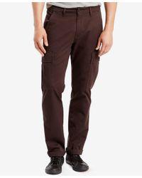 Levi's   Multicolor 541 Athletic Fit Cargo Pants for Men   Lyst