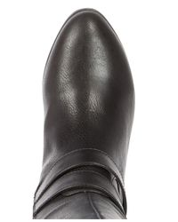 Material Girl - Black Carleigh Tall Riding Boots - Lyst