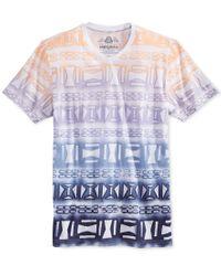 American Rag - Purple Men's Stencil T-shirt for Men - Lyst