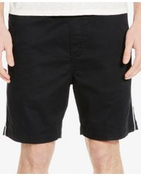 Kenneth Cole   Natural Men's Galloway Drawstring Shorts for Men   Lyst