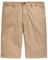 Hurley | Brown Men's Brisbane Classic Shorts for Men | Lyst