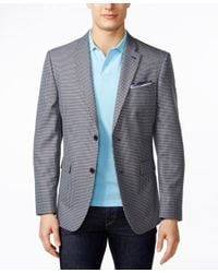 Tommy Hilfiger - Men's Classic-fit Multicolor Checked Sport Coat for Men - Lyst