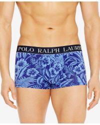 Polo Ralph Lauren | Purple Men's Pouch Boxer Briefs for Men | Lyst
