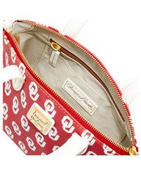 Dooney & Bourke - Red Ruby Mini Satchel Crossbody - Lyst